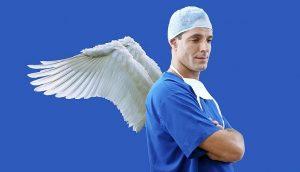 doctor physician angel care healthcare medical treatment vocation job 300x172 - การรับมือ Covid-19 จากแพทยสภา